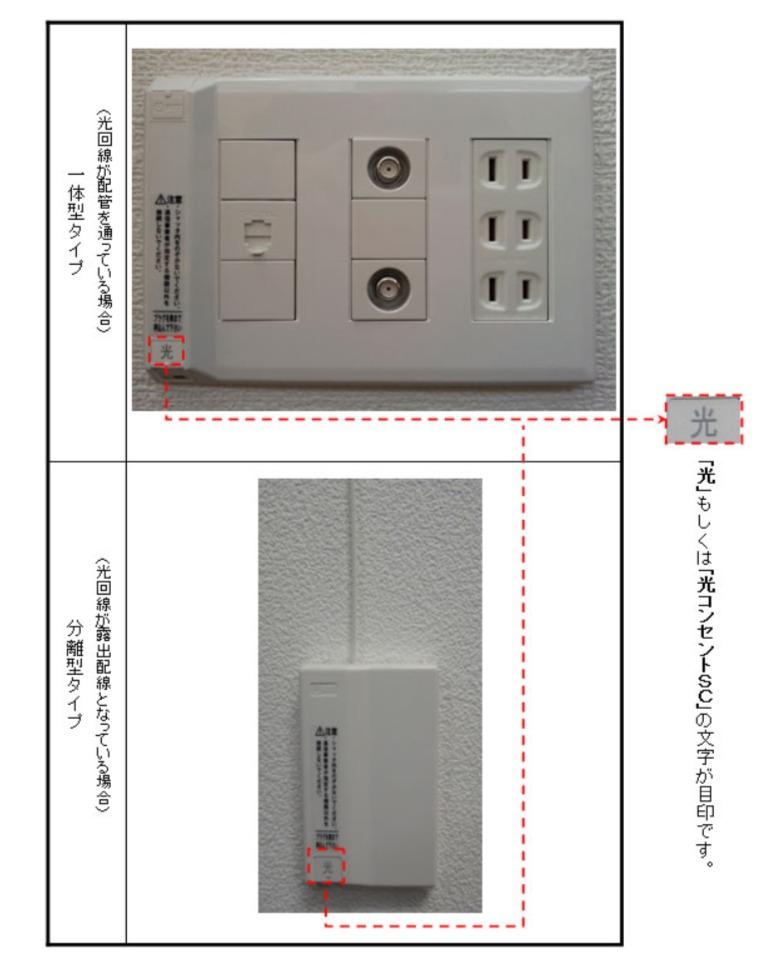 光コンセントについて - NTT東日本